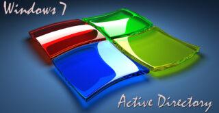 instalar active directory en windows 7